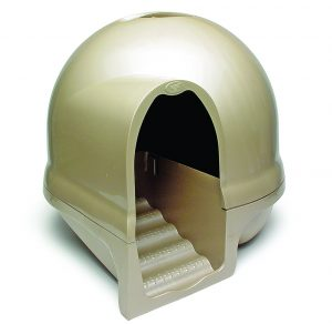 BOODA DOME CLEAN STEP CAT LITTER TRAY