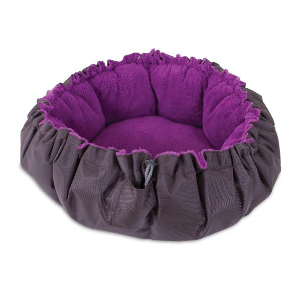 Jackson Galaxy Comfy Clamshell Bed Medium