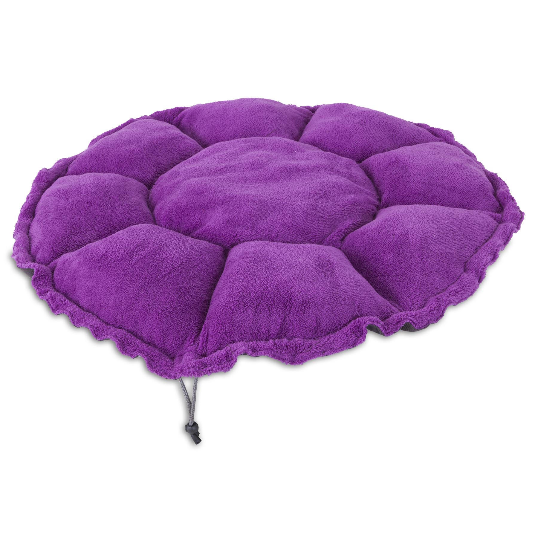 jackson galaxy comfy clamshell bed medium | cat beds | free uk p&p
