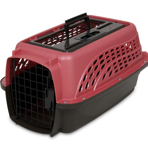2 Door Top Load Kennel 19 up to 10 lbs