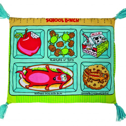 FatCat Boogie Mat Foodie Assorted Design