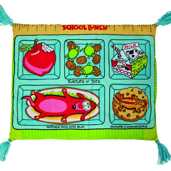 FatCat Boogie Mat Foodie Assorted Design