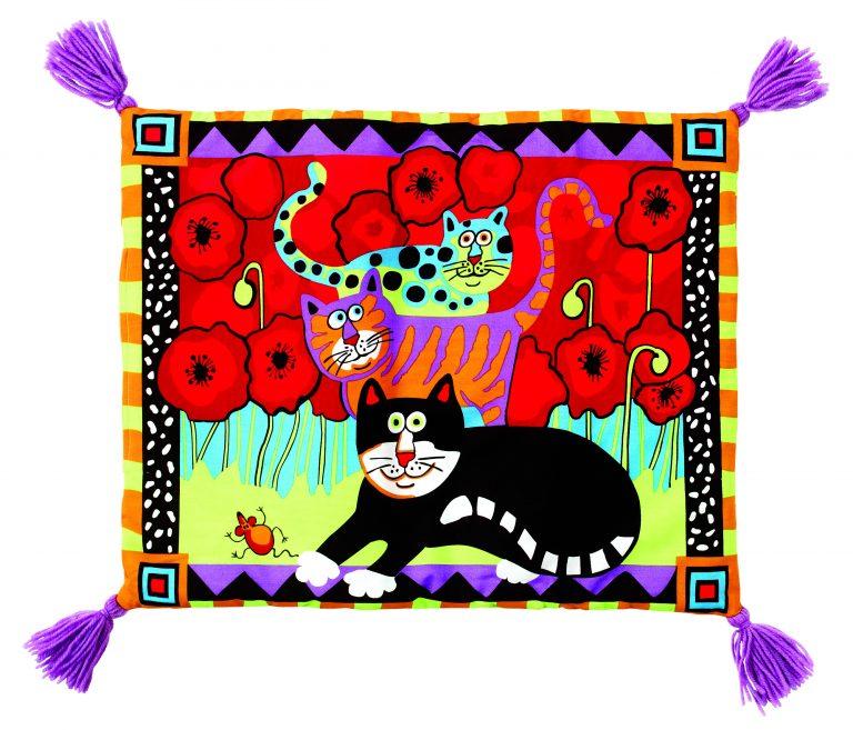 FatCat Boogie Mat For De Cat
