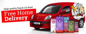 FREE DELIVERY ON HUSSE PET FOODS
