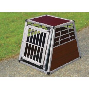 Metal Dog Transport crate