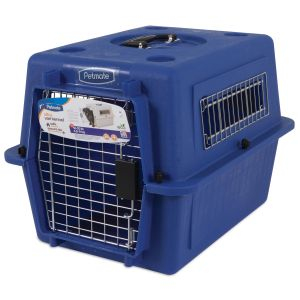 Petmate Vari Kennel Fashion up to 15 lbs True Blue