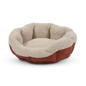 ROUND SELF WARMING CAT BED