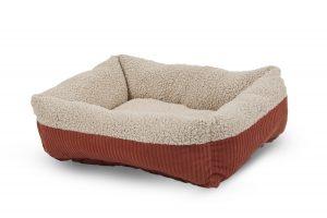 Self Warming Dog Bed Rectangular Lounger