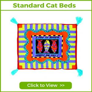 STANDARD CAT BEDS