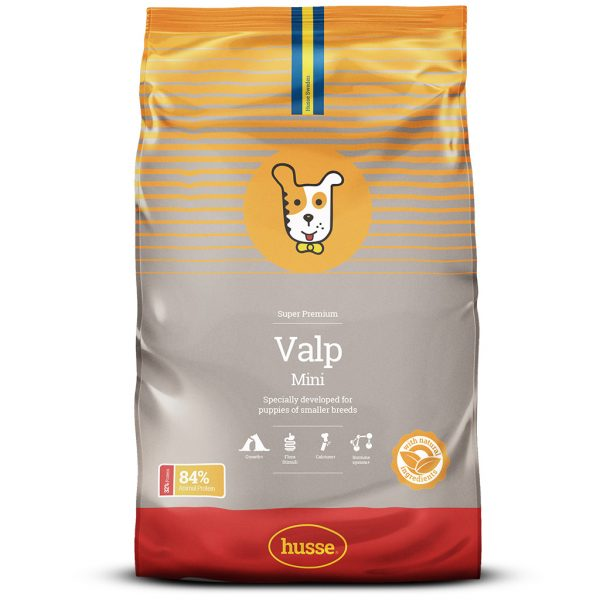 Valp Mini Small Breed Puppy Dry Food