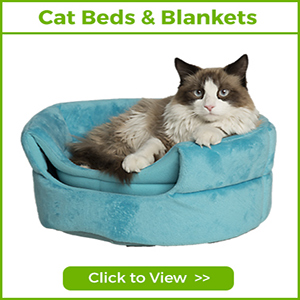 CAT BEDS & BLANKETS