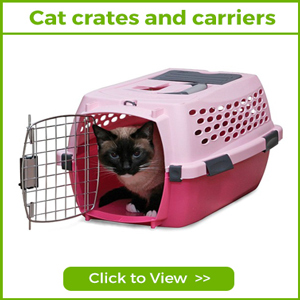 CAT CRATES & CARRIERS