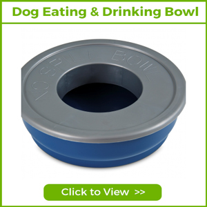 DOG EATING & DRINKING BOWLS