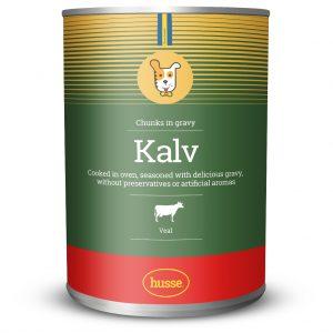 KALV ADULT DOG WET FOOD TASTY VEAL