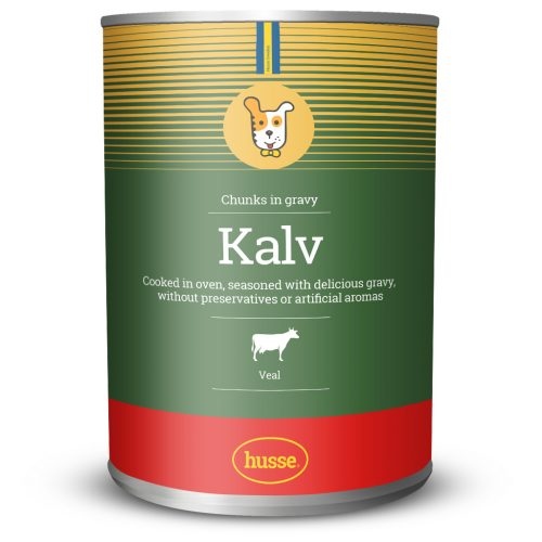 KALV ADULT DOG WET FOOD TASTY VEAL