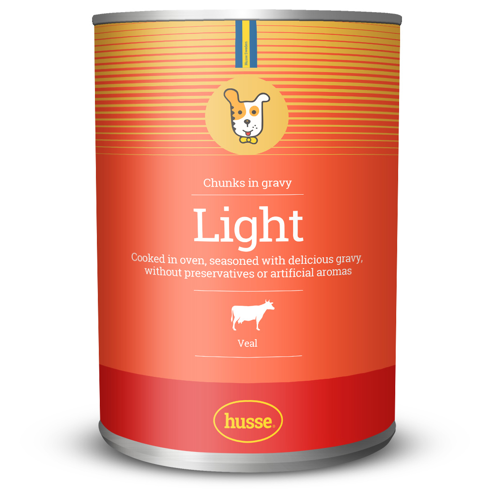 Husse Light Cat Food