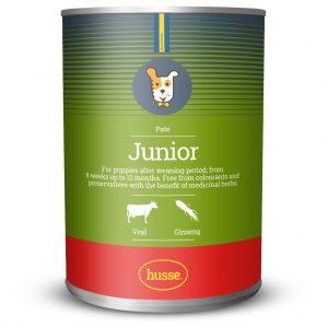 JUNIOR PUPPY PATE FOOD