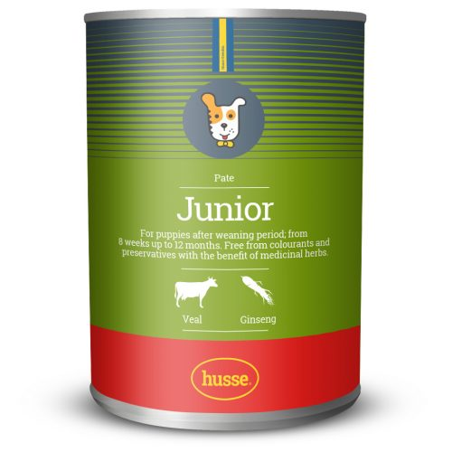JUNIOR PUPPY PATE FOOD