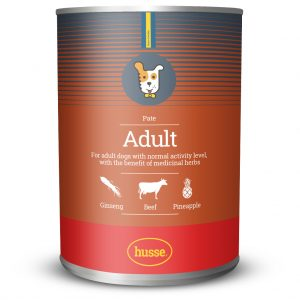 ADULT BEEF FLAVORED PATE