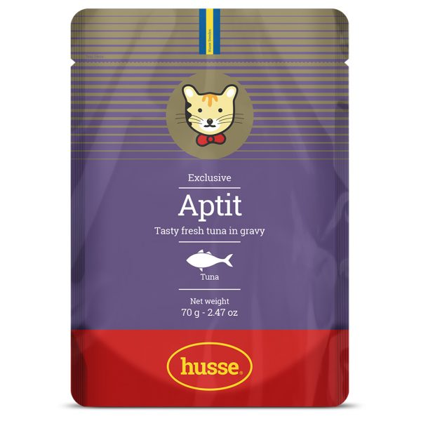APTIT TUNA CAT FOOD