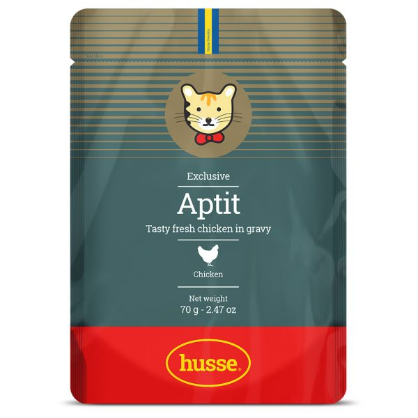 APTIT CHICKEN CAT FOOD