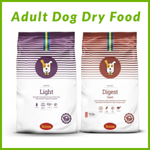 HUSSE ADULT DOG DRY FOOD