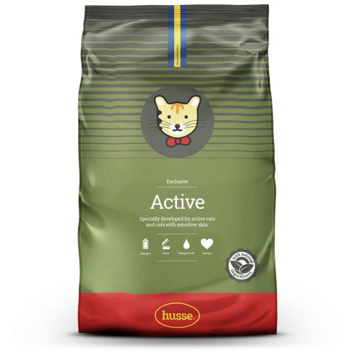 ACTIVE SUPER PREMIUM DRY CAT FOOD