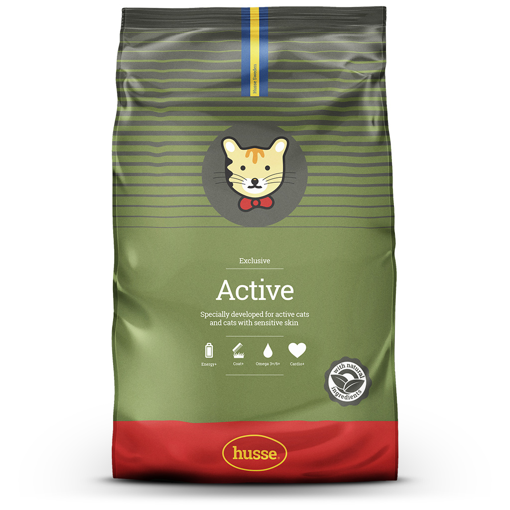 Exclusive Dry Cat Food