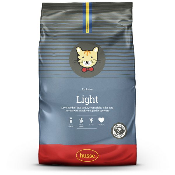 LIGHT EXCLUSIVE CAT DRY FOOD