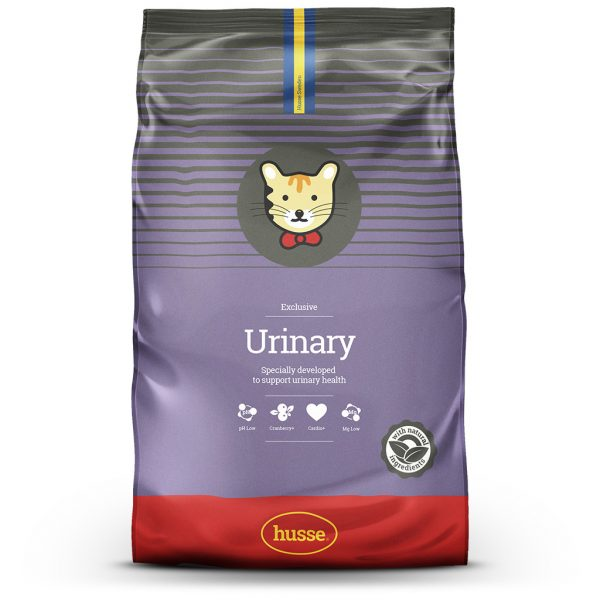 EXCLUSIVE URINARY DRY CAT FOOD