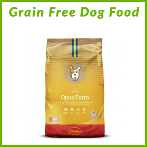 GRIAN FREE DOG FOOD