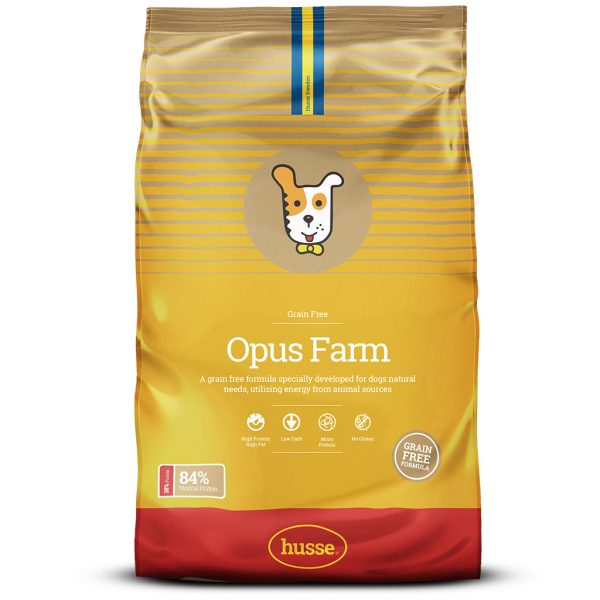 OPUS FARM CHICKEN AND POTATO