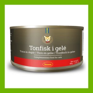 HUSSE TUNA IN JELLY TONFISK