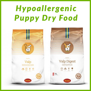 HUSSE HYPOALLERGENIC PUPPY DRY FOOD