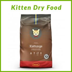 Kitten Dry Food