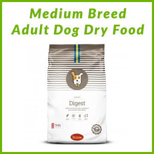 HUSSE MEDIUM BREED ADULT DOG DRY FOOD