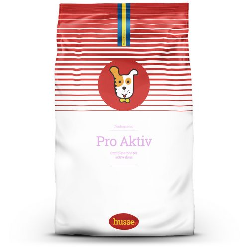 PRO AKTIV FOR ACTIVE DOGS