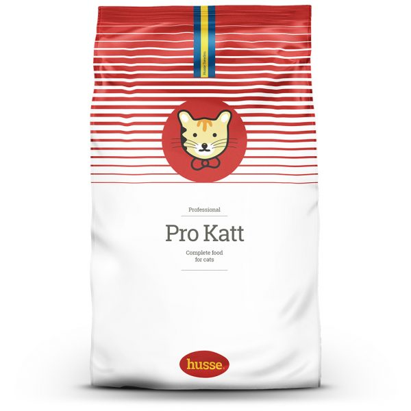 PRO KATT COMPLETE FOOD FOR CATS