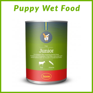 HUSSE PUPPY WET FOOD