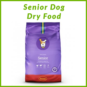 HUSSE SENIOR DOG DRY FOOD