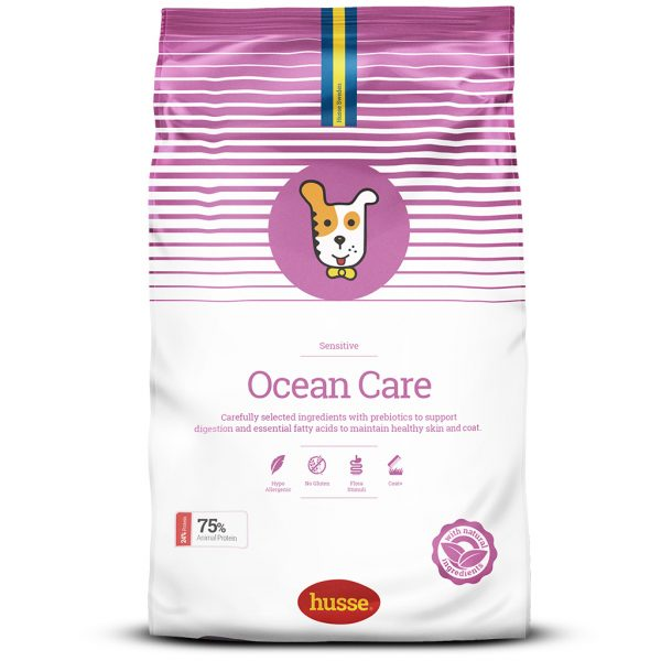 OCEAN CARE SALMON AND RICE