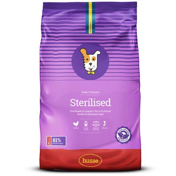 EXCLUSIVE STERILSED CAT FOOD