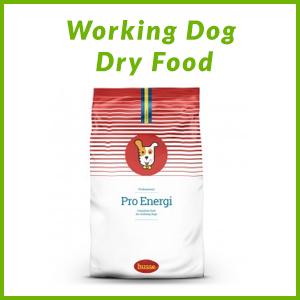 Working Dog Dry Food