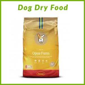 HUSSE DRY DOG FOOD