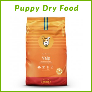 HUSSE PUPPY DRY FOOD
