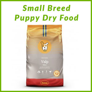 HUSSE SMALL BREED PUPPY DRY FOOD
