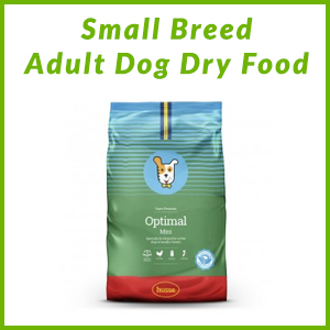 HUSSE SMALL BREED ADULT DOG DRY FOOD