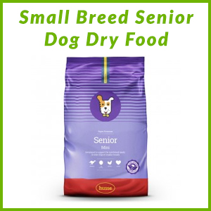 HUSSE SMALL BREED SENIOR DOG DRY FOOD