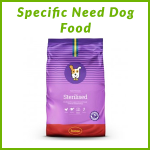 HUSSE SPECIFIC NEEDS DRY DOG FOOD