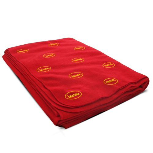 HUSSE LUXURY DOG FLEECE BLANKET